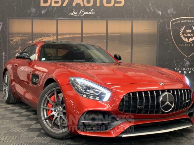 Mercedes AMG GT GTS 510. ch facelift Bordeau Occasion - 0