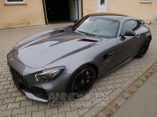 Mercedes AMG GT R, Pack Track AMG, COMAND, Caméra Gris Sélénite métallisé Occasion - 1
