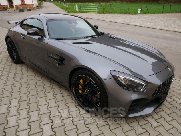 Mercedes AMG GT R, Pack Track AMG, COMAND, Caméra Gris Sélénite métallisé Occasion - 2