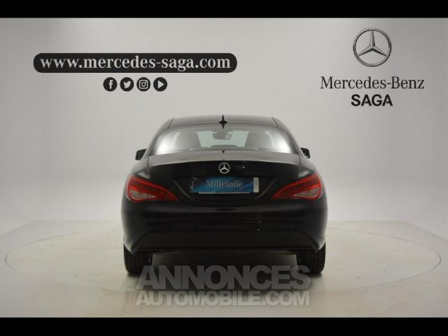 Mercedes CLA 180 d Business 7G-DCT NOIR COSMOS Occasion - 7