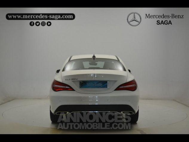 Mercedes CLA 180 d Sensation 7G-DCT BLANC CIRRUS Occasion - 2