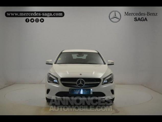 Mercedes CLA 180 d Sensation 7G-DCT BLANC CIRRUS Occasion - 14