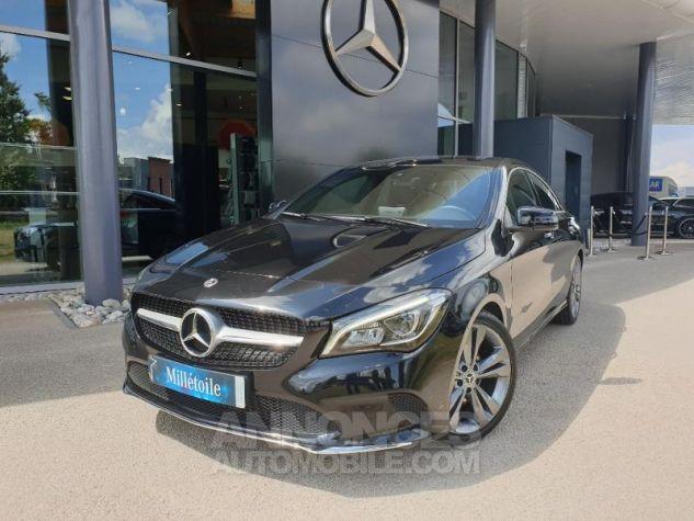 Mercedes CLA 180 Sensation 7G-DCT Noir Métal Occasion - 0