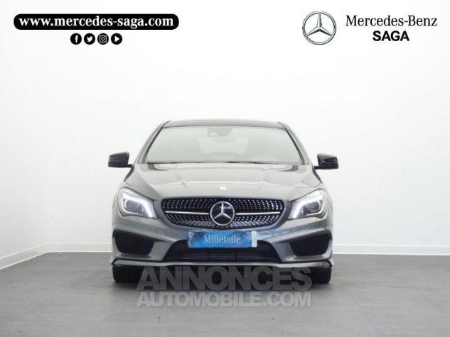 Mercedes CLA 200 CDI Fascination 4Matic 7G-DCT Gris Montagne Occasion - 5