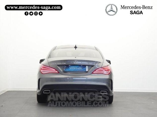 Mercedes CLA 200 CDI Fascination 4Matic 7G-DCT Gris Montagne Occasion - 7