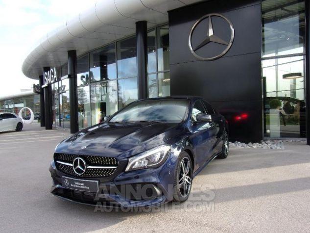 Mercedes CLA 200 d Fascination 7G-DCT Euro6c BLEU CAVANSITE Neuf - 0