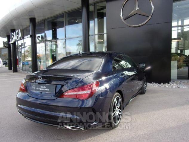 Mercedes CLA 200 d Fascination 7G-DCT Euro6c BLEU CAVANSITE Neuf - 1
