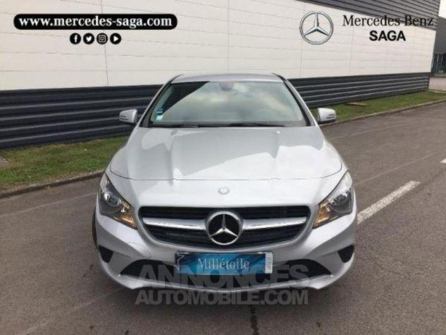 Mercedes CLA 200 d Inspiration ARGENT POLAIRE Occasion - 2
