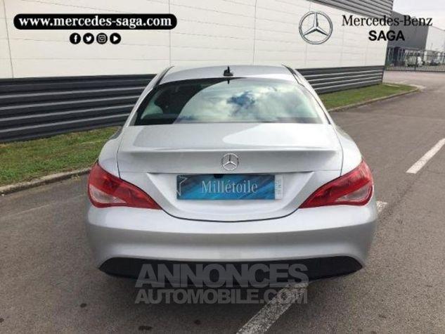 Mercedes CLA 200 d Inspiration ARGENT POLAIRE Occasion - 3