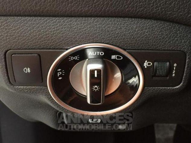 Mercedes CLA 200 d Inspiration ARGENT POLAIRE Occasion - 11