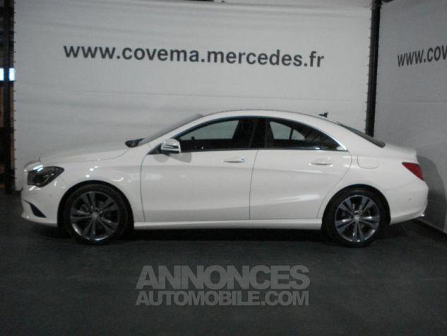 Mercedes CLA 220 CDI Sensation 7G-DCT blanc calcite Occasion - 1