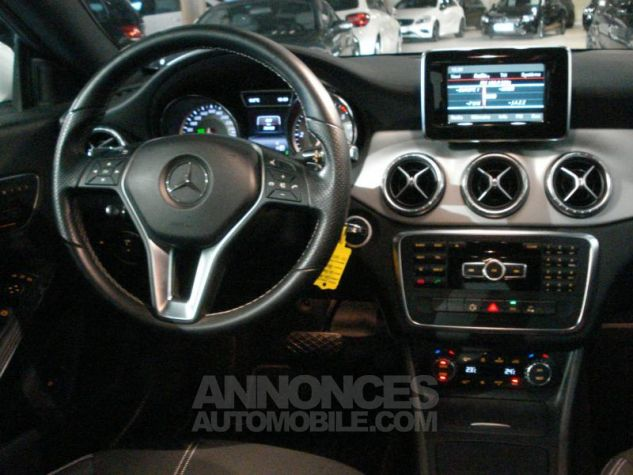 Mercedes CLA 220 CDI Sensation 7G-DCT blanc calcite Occasion - 4