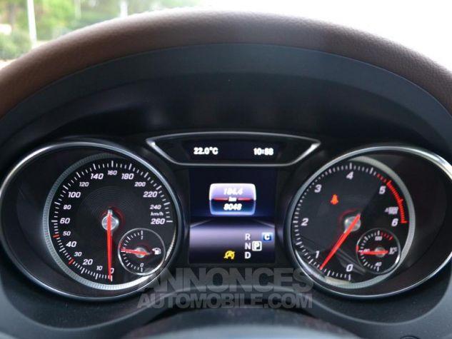 Mercedes CLA 220 d Fascination 4Matic 7G-DCT Bleu Foncé Métal Occasion - 11