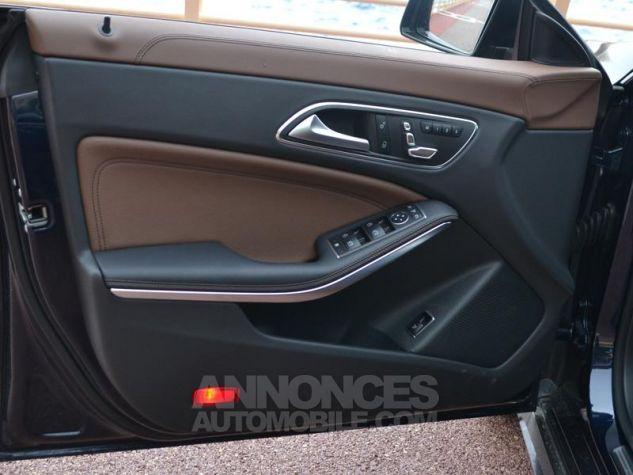 Mercedes CLA 220 d Fascination 4Matic 7G-DCT Bleu Foncé Métal Occasion - 17