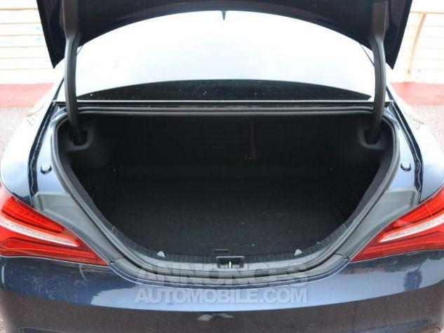 Mercedes CLA 220 d Fascination 4Matic 7G-DCT Bleu Foncé Métal Occasion - 18