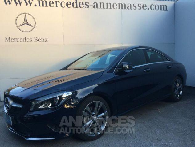 Mercedes CLA 220 d Sensation 7G-DCT BLEU CAVANSITE Occasion - 0