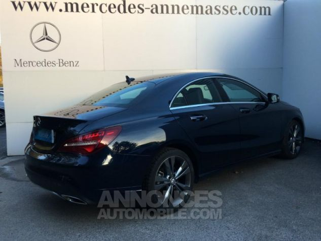 Mercedes CLA 220 d Sensation 7G-DCT BLEU CAVANSITE Occasion - 2