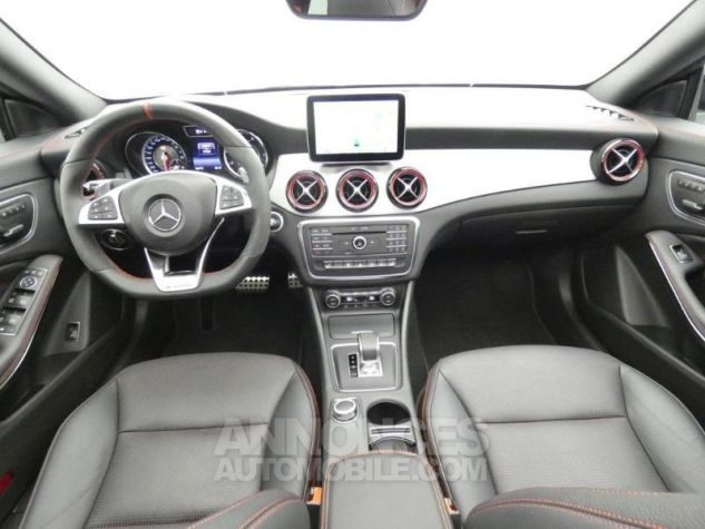 Mercedes CLA 45 AMG 4Matic Speedshift DCT Blanc Cirrus Occasion - 2