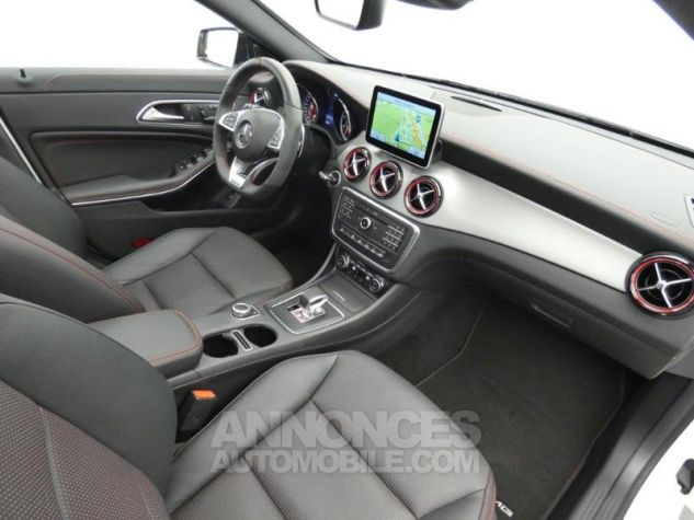 Mercedes CLA 45 AMG 4Matic Speedshift DCT Blanc Cirrus Occasion - 3
