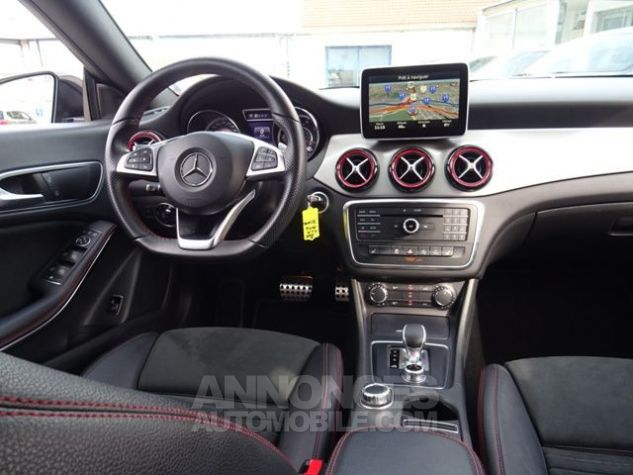 Mercedes CLA C117 45 AMG 381CH 4MATIC SPEEDSHIFT DCT BLANC Occasion - 5
