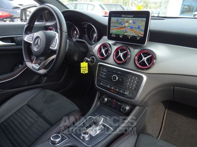 Mercedes CLA C117 45 AMG 381CH 4MATIC SPEEDSHIFT DCT BLANC Occasion - 6
