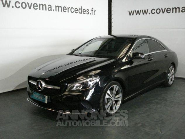 Mercedes CLA d Sensation 7G-DCT noir cosmos metal Occasion - 0