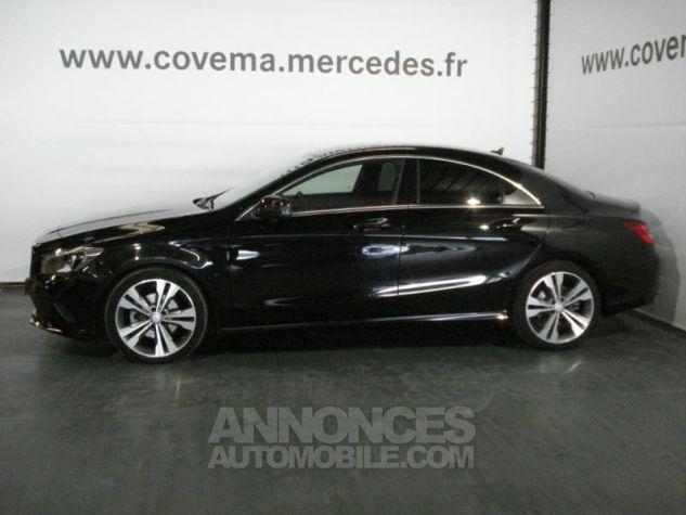 Mercedes CLA d Sensation 7G-DCT noir cosmos metal Occasion - 1