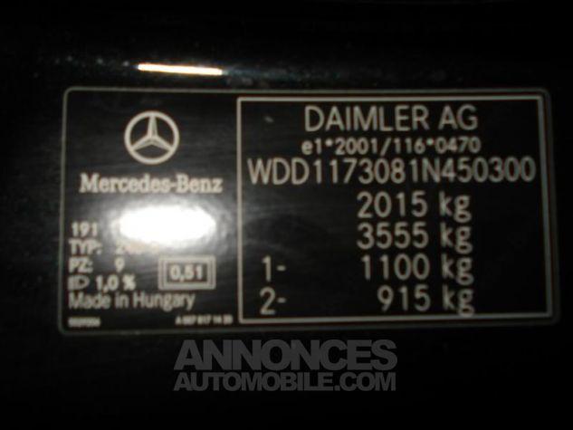 Mercedes CLA d Sensation 7G-DCT noir cosmos metal Occasion - 13