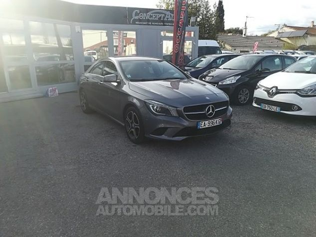 Mercedes CLA FASCINATION GRIS FONCE Occasion - 0