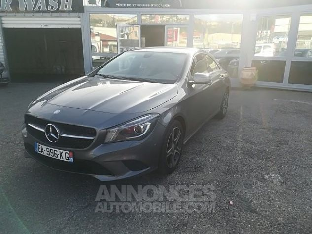 Mercedes CLA FASCINATION GRIS FONCE Occasion - 1