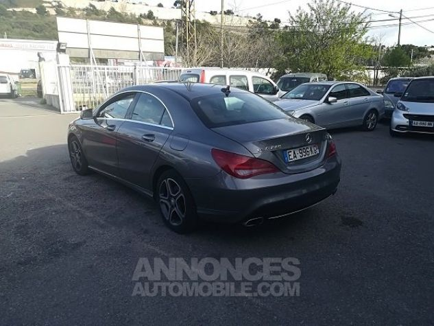 Mercedes CLA FASCINATION GRIS FONCE Occasion - 2