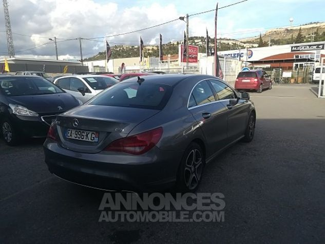 Mercedes CLA FASCINATION GRIS FONCE Occasion - 3