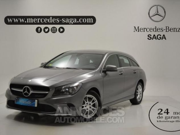 Mercedes CLA Shooting Brake 180 d Business 7G-DCT  Occasion - 0