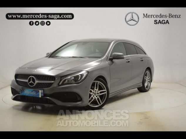 Mercedes CLA Shooting Brake 180 d Business Executive Edition GRIS F Occasion - 0