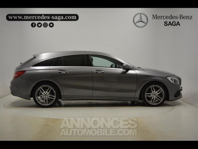 Mercedes CLA Shooting Brake 180 d Business Executive Edition GRIS F Occasion - 14