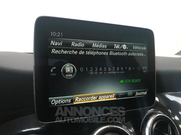 Mercedes CLA Shooting Brake 180 d Inspiration GRIS MONTAGNE Occasion - 5