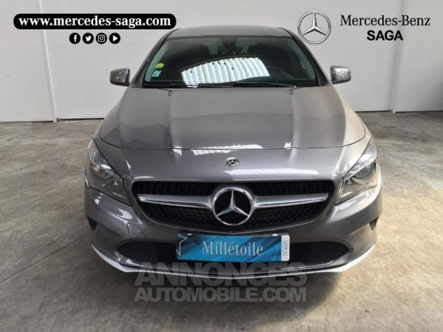 Mercedes CLA Shooting Brake 180 d Inspiration 7G-DCT GRIS F Occasion - 3