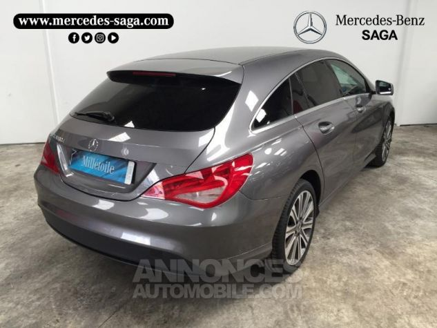 Mercedes CLA Shooting Brake 180 d Inspiration 7G-DCT GRIS F Occasion - 5