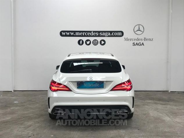 Mercedes CLA Shooting Brake 180 d WhiteArt Edition Blanc Occasion - 13