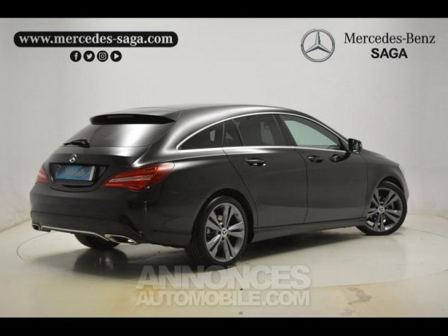 Mercedes CLA Shooting Brake 180 Sensation 7G-DCT Noir Métal Occasion - 1