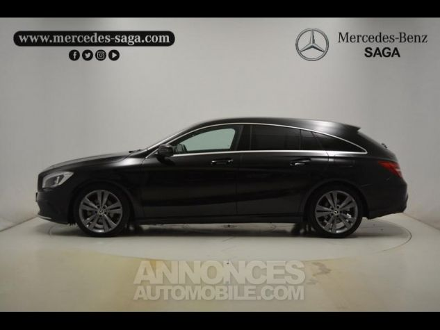 Mercedes CLA Shooting Brake 180 Sensation 7G-DCT Noir Métal Occasion - 3