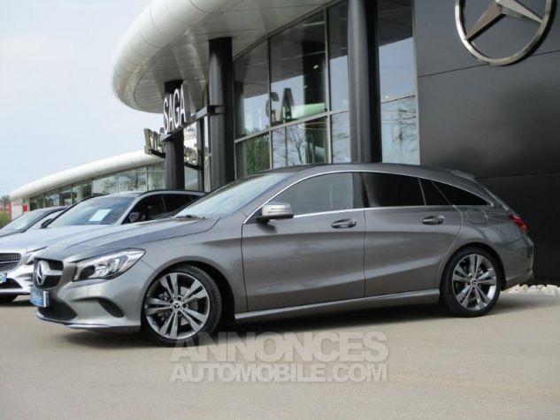 Mercedes CLA Shooting Brake 180 Sensation 7G-DCT Gris Montagne Occasion - 7