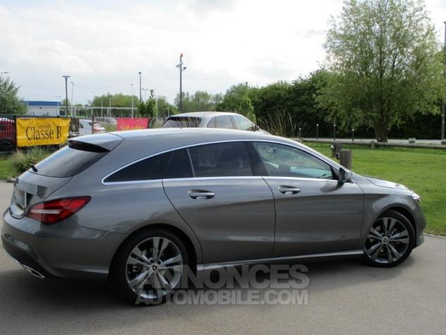 Mercedes CLA Shooting Brake 180 Sensation 7G-DCT Gris Montagne Occasion - 8