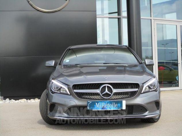 Mercedes CLA Shooting Brake 180 Sensation 7G-DCT Gris Montagne Occasion - 9