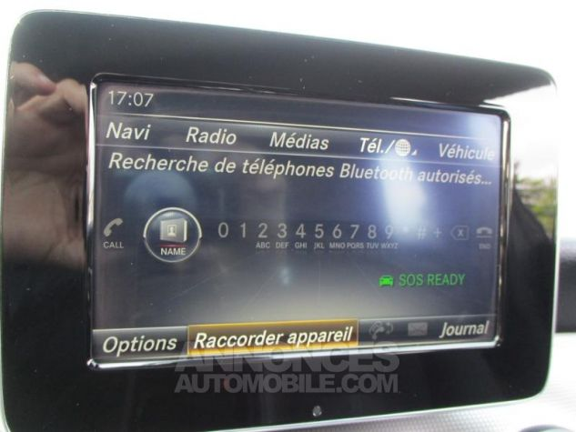 Mercedes CLA Shooting Brake 180 Sensation 7G-DCT Gris Montagne Occasion - 14