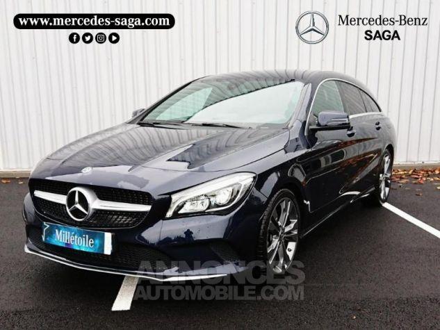 Mercedes CLA Shooting Brake 180 Sensation 7G-DCT BLEU CAVANSITE Occasion - 0