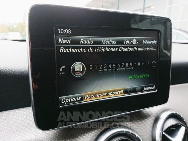 Mercedes CLA Shooting Brake 180 Sensation 7G-DCT BLEU CAVANSITE Occasion - 5