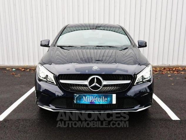 Mercedes CLA Shooting Brake 180 Sensation 7G-DCT BLEU CAVANSITE Occasion - 10
