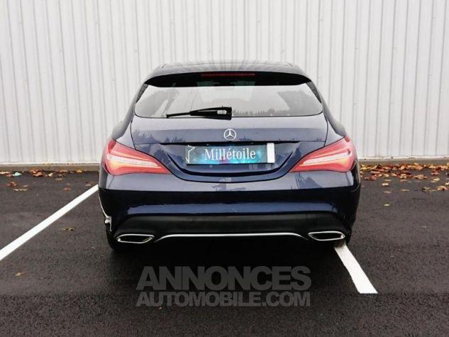 Mercedes CLA Shooting Brake 180 Sensation 7G-DCT BLEU CAVANSITE Occasion - 11