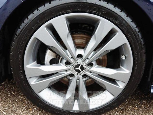 Mercedes CLA Shooting Brake 180 Sensation 7G-DCT BLEU CAVANSITE Occasion - 13
